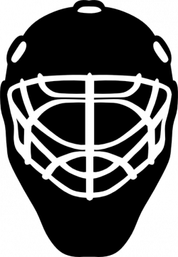 Mask clipart goalie
