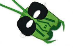Masks clipart grasshopper