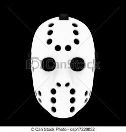 Mask clipart hockey