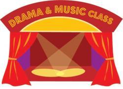 Theatre clipart drama club