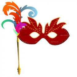 Masquerade clipart carnival mask