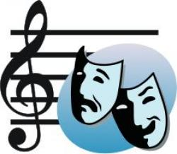 Theatre clipart musical theatre