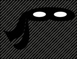 Mask clipart ninja