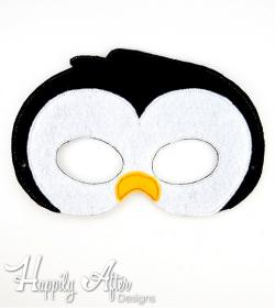Masks clipart penguin
