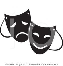 Mask clipart personality