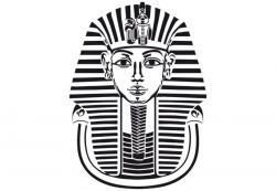 Mask clipart pharaoh