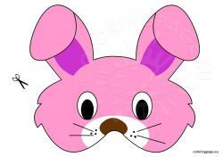 Mask clipart rabbit
