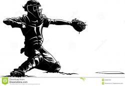 Masks clipart softball