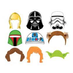 Darth Vader clipart easy