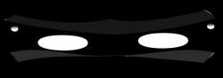 Mask clipart superhero mask