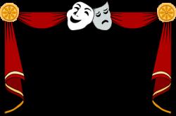 Theatre clipart drama