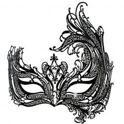 Masquerade clipart