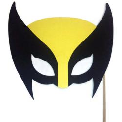 Mask clipart wolverine