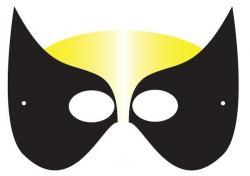 Masks clipart wolverine