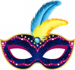 Mask clipart carnival mask