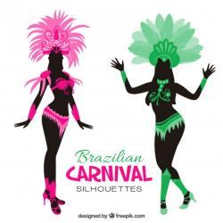 Brazil clipart caribbean carnival