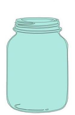 Jar clipart free mason