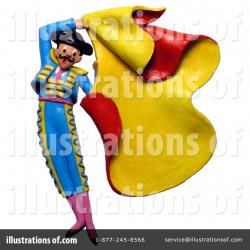 Matador clipart bullfighter