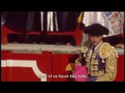 Matador clipart spanish class