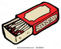 Matches clipart matchbox