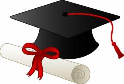 Maters clipart college degree