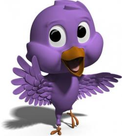 Mauve clipart chicken