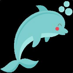Mauve clipart dolphin