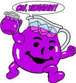 Grape clipart kool aid