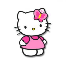Bride clipart hello kitty