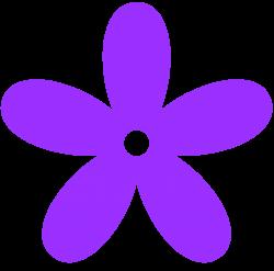 Colors clipart colourful flower