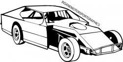 Race Car clipart dirt