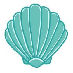 Clams clipart beach shell