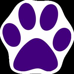 Mauve clipart wildcat