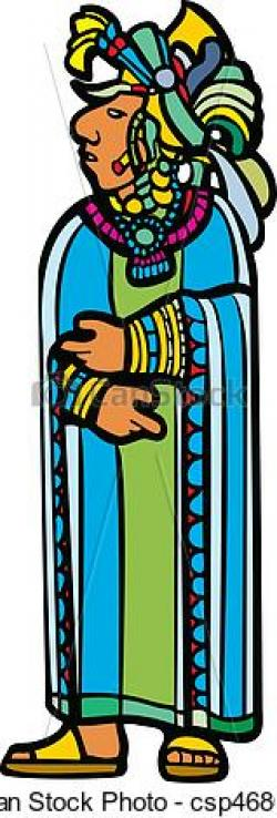 Headdress clipart mayan