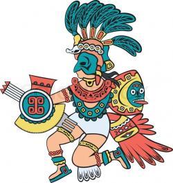 Mayan clipart cartoon