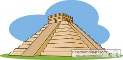 Mayan clipart chichen itza