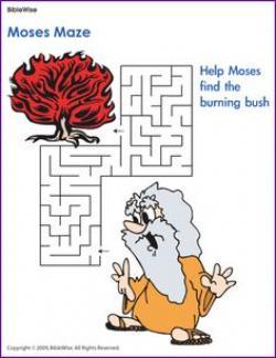 Maze clipart bush