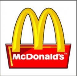 McDonald's clipart