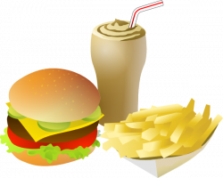 Food clipart mcdonald