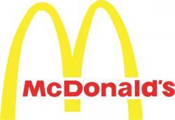 Hamburger clipart mcdonalds logo