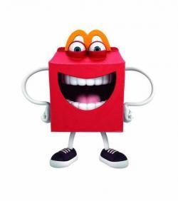 McDonald's clipart employee