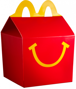 McDonald's clipart happy meal