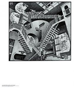 M.c.escher clipart camera