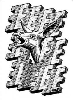 M.c.escher clipart money