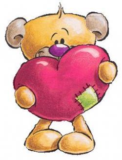 M.c.escher clipart teddy bear