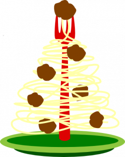 Meatball clipart tree