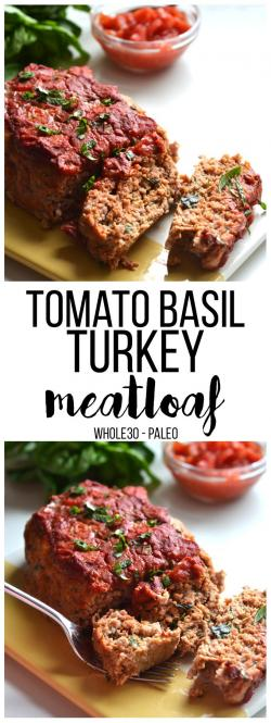 Meatloaf clipart healthy meal