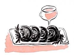 Meatloaf clipart recipe