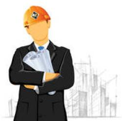 Mechanical clipart construction engineer