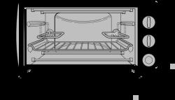 Roast clipart open oven